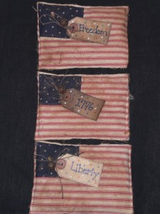 cimg0260 225x300 Americana Primitive Decorations for Memorial Day and The Fourth of July