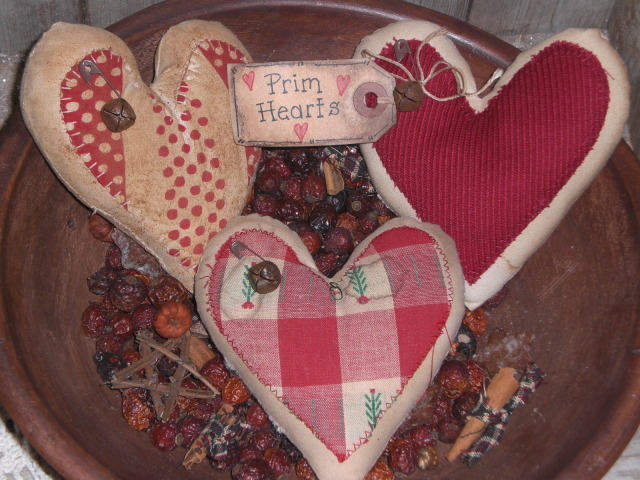 prim valentines day bowl fillers