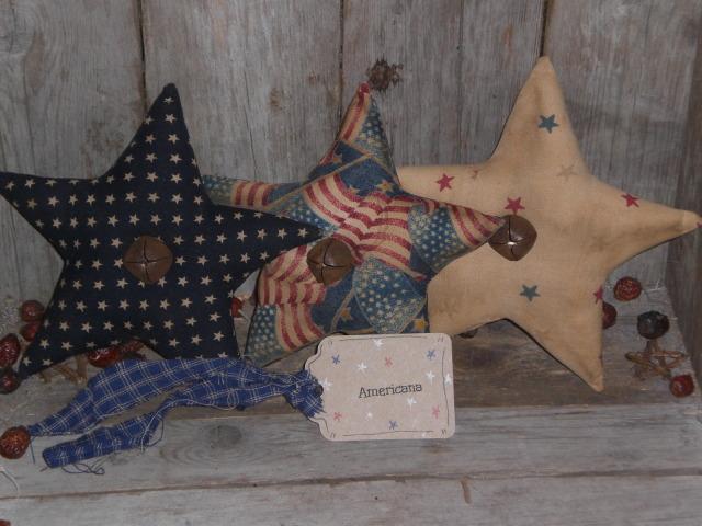 Primitive Americana Stars